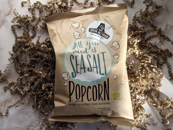 John Altman Popcorn