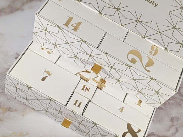 Zalando Beauty Adventskalender – Inhalt