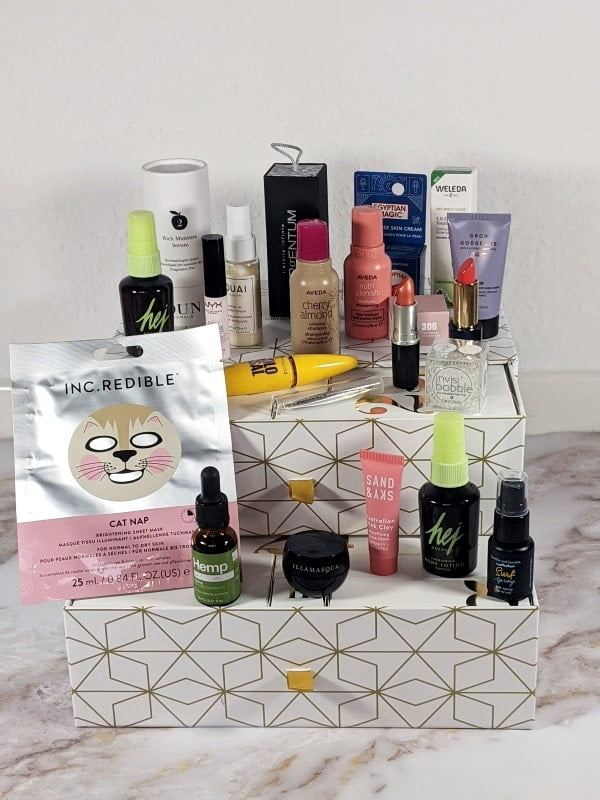 Zalando Beauty Adventskalender Inhalt