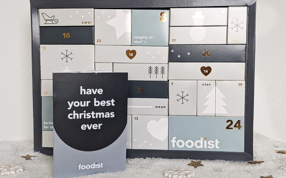 Foodist Premium Gourmet Adventskalender – Inhalt