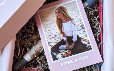 Pam Box Juni 2021 – Inhalt und Fazit zur Überraschungsbox von Pamela Reif & Foodist
