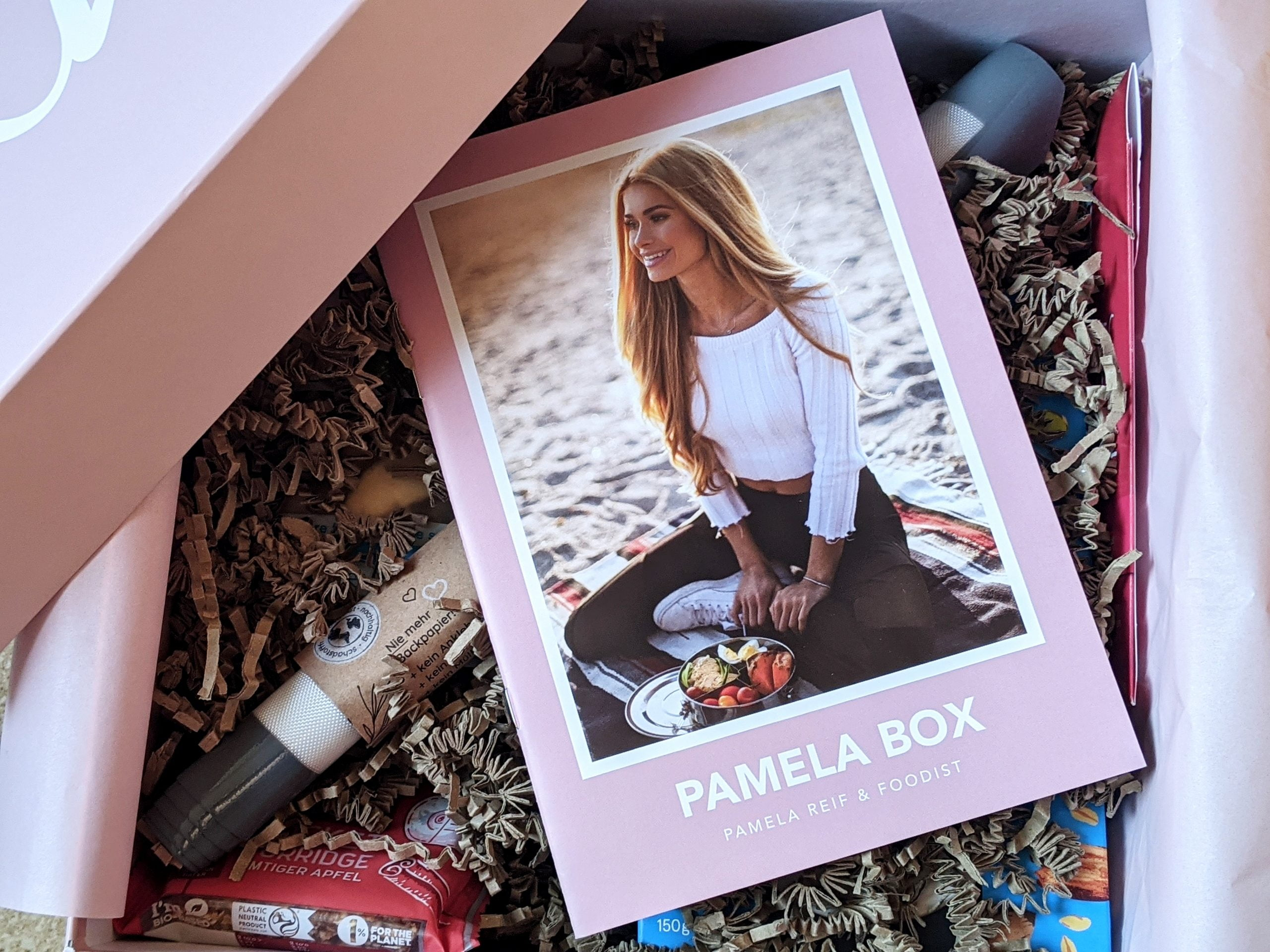 Pam Box Februar 2021