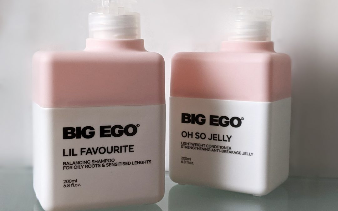 BIG EGO Cosmetics: LIL FAVOURITE & OH SO JELLY Testbericht