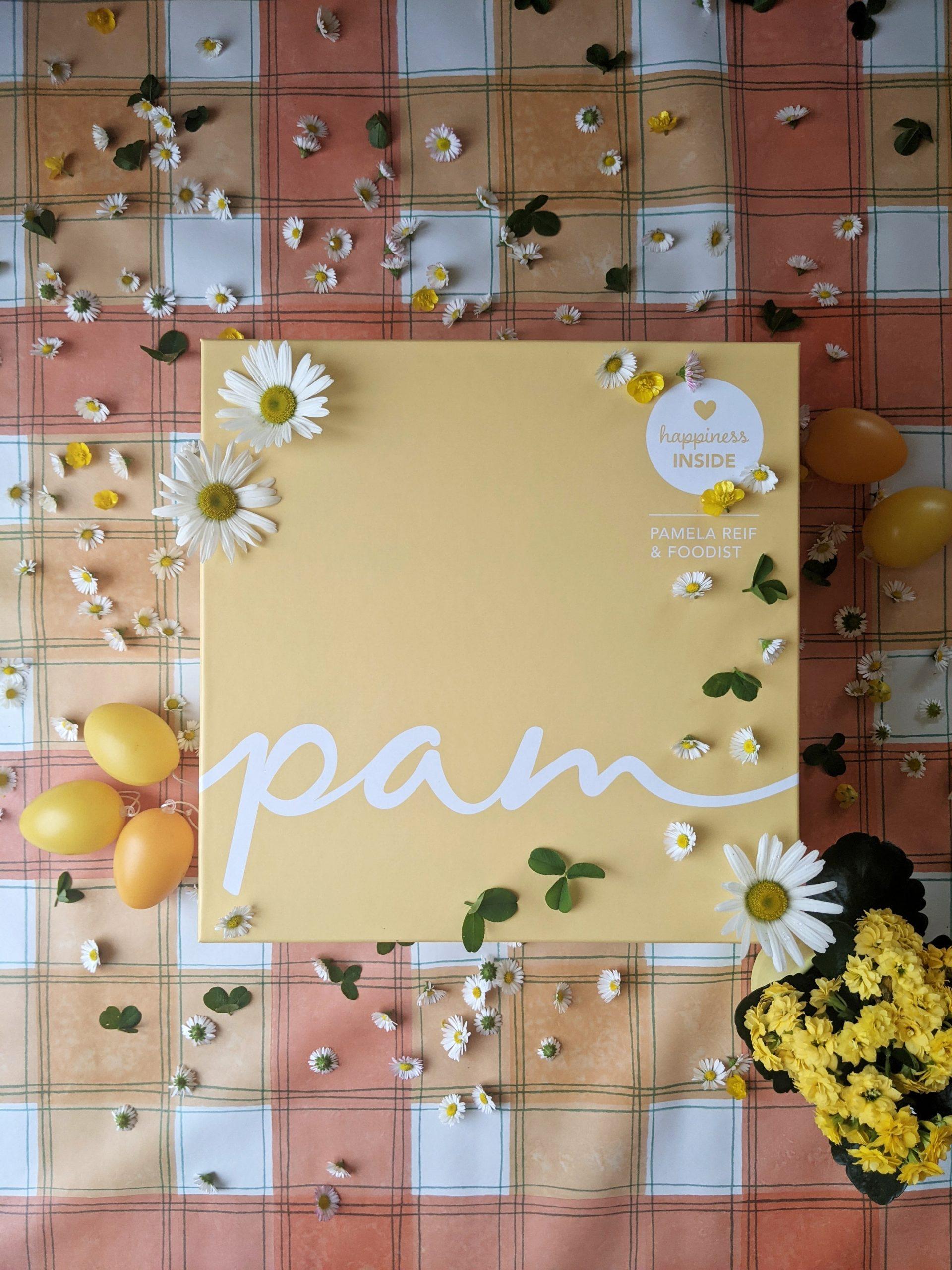 Pam Box April 2021