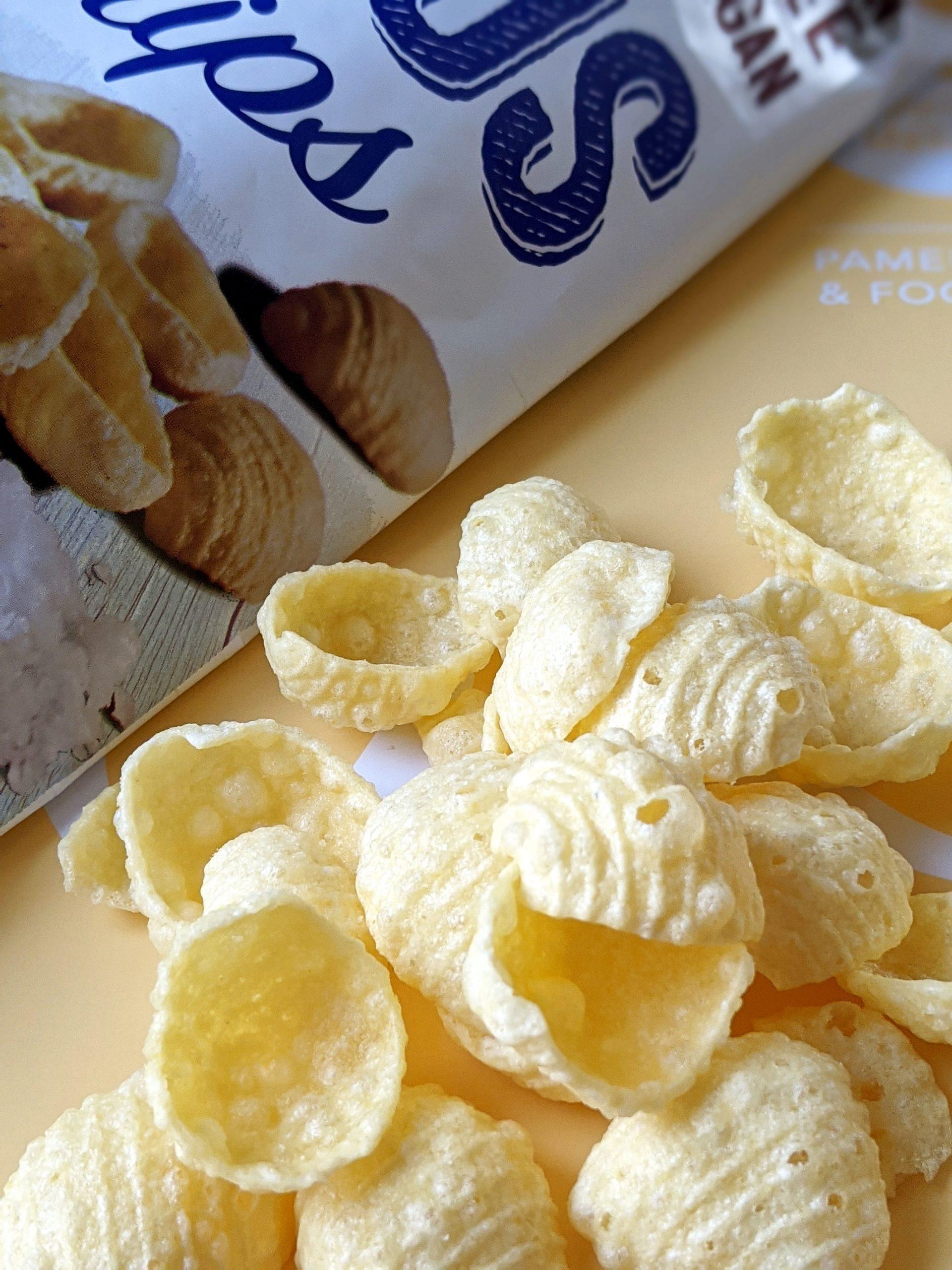 Eat Real Pam Box Hummus Chips