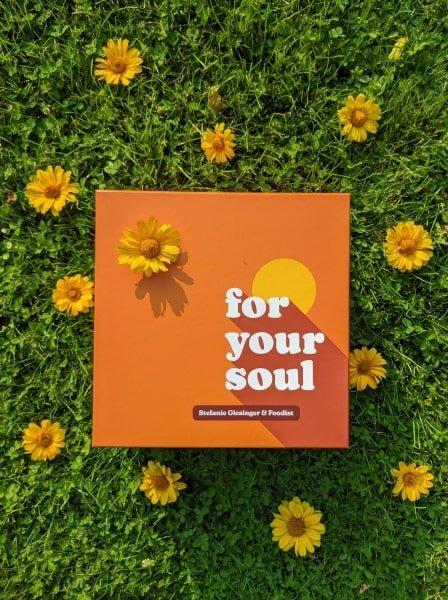 For Your Soul Box Juli 2021 – Inhalt der Foodbox von Stefanie Giesinger & Foodist