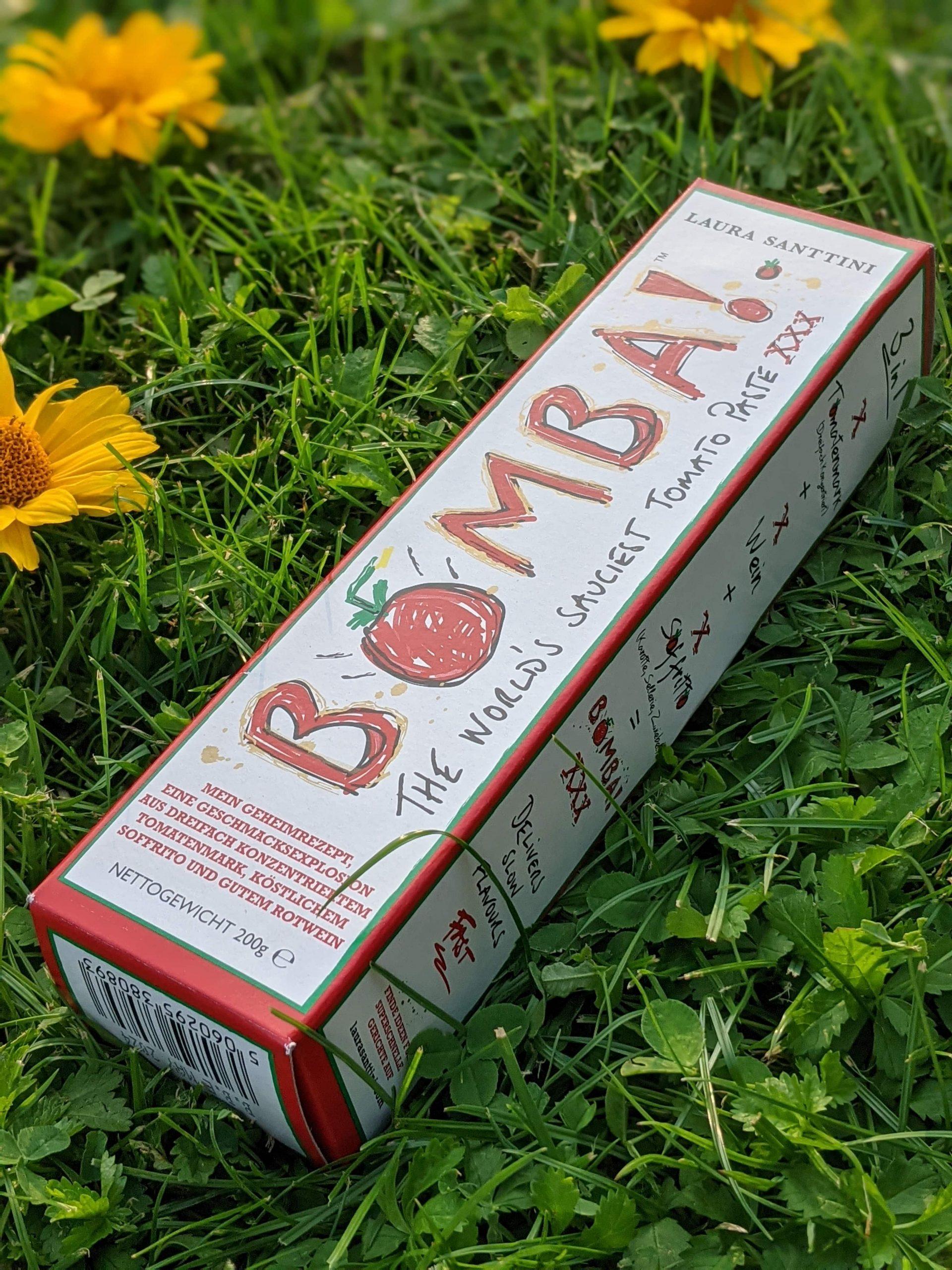 BOMBA Gewürztes Tomatenmark
